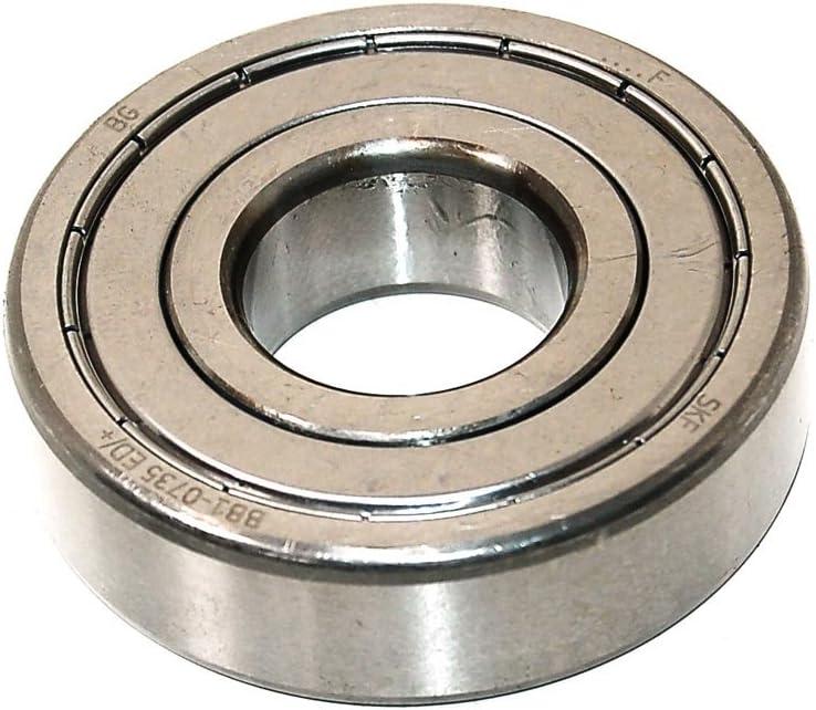 Rodamiento de tambor 6305Zz para lavadora Frigidaire equivalente a 122610