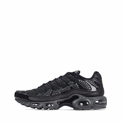 Nike Air Max Plus SE Herren Sneaker Black/Black/Dark Grey White
