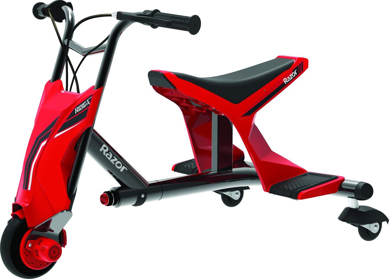 Razor Unisex-Youth Drift Rider, red, One Size