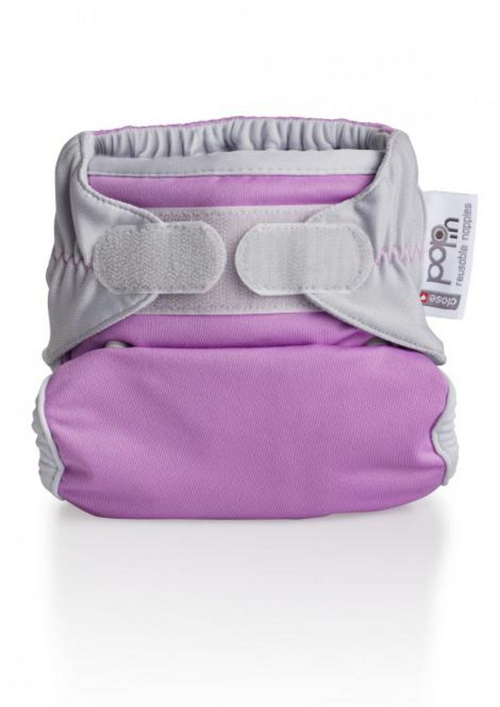 Close Parent - Couche lavable Pop-in minkee rose - Rose 1-MK-PINK