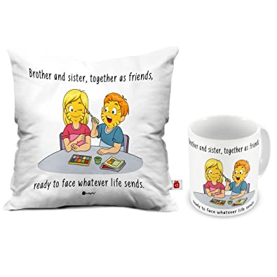 Indi ts Rakhi Gifts for Brother Siblings as Best Friends