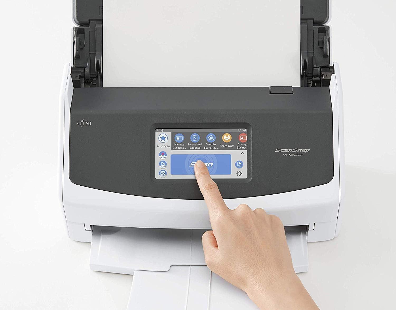 Duplex Scanner Fujitsu ScanSnap iX1500 mieten DOKUMENTENSCANNER MIETEN 1 Woche