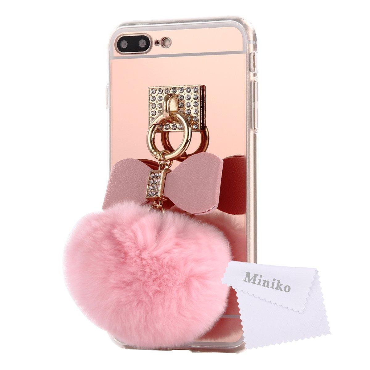 phone case iphone 7 fluffy