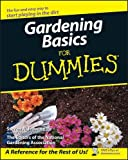 img - for Gardening Basics For Dummies by Steven A. Frowine (2007-02-05) book / textbook / text book