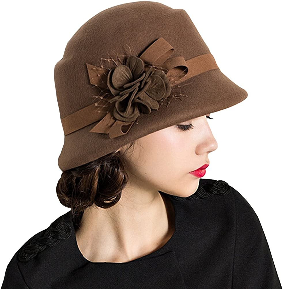 Maitose Women's Wool Felt...