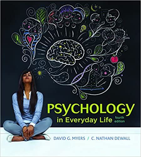 Psychology In Everyday Life 9781319013738