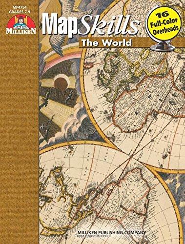 Map Skills - The World