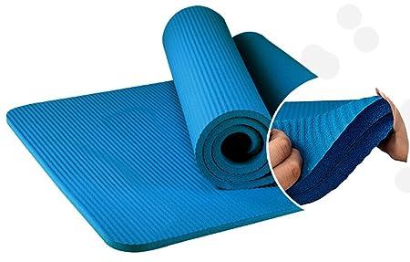 OIBHFO Home Estera de Yoga Profesional/Antideslizante Estera ...
