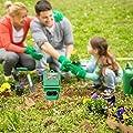 Soil Test kits Gardening,3 in 1 Soil Moisture/Ph Sunlight Testing Meter for Garden,Digital Indoor Ourdoor Soil Moist Tester/Analyzer/Detector Reader with Probe Sensor,Soil Acidfier Meter for Lawns