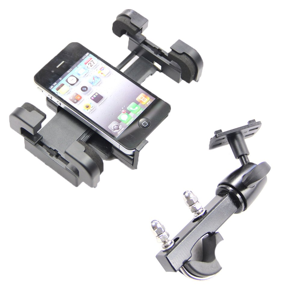 Kiki Goal motociclo/Bicicletta Cellulare Titolare skalier Bar titolare per cellulare GPS KIKIGOAL