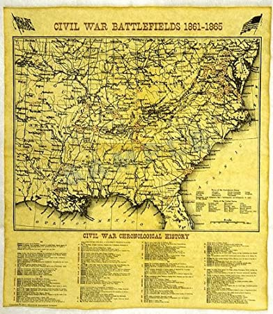 Amazon.com: US Civil War Battlefield Map Model:: Baby
