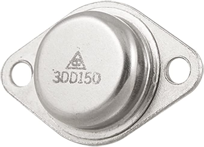 5A 300V//200V 50W Bipolar Transistor Details about  /10pcs 3DD15D TO-3 NPN Power Transistors
