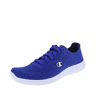 Champion Mens Blue Mens Activate Power Knit Runner 6 Regular