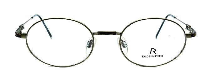 Rodenstock - Montures de lunettes - Homme marron marron Medium ... 5f8ab499b1a9