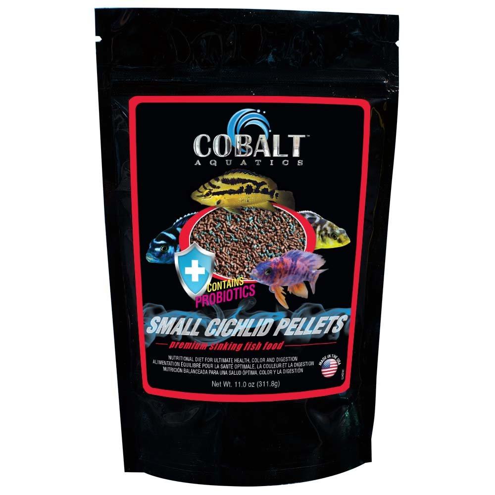 Cobalt Aquatics Cichlid Pellet 11 oz