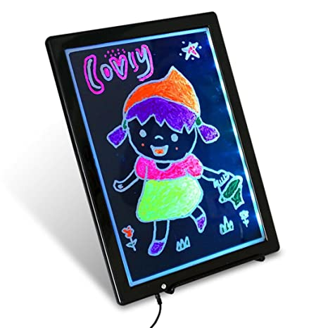 Amazon.com: Hisoul writing tablet color LCD Writing Board 14 Inch ...