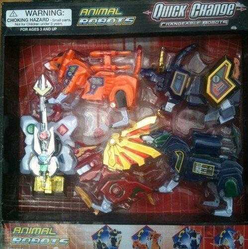 quick change robots - 2