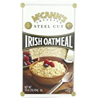 McCann's Irish Oatmeal, Steel Cut Oats, 16 oz (454 g)