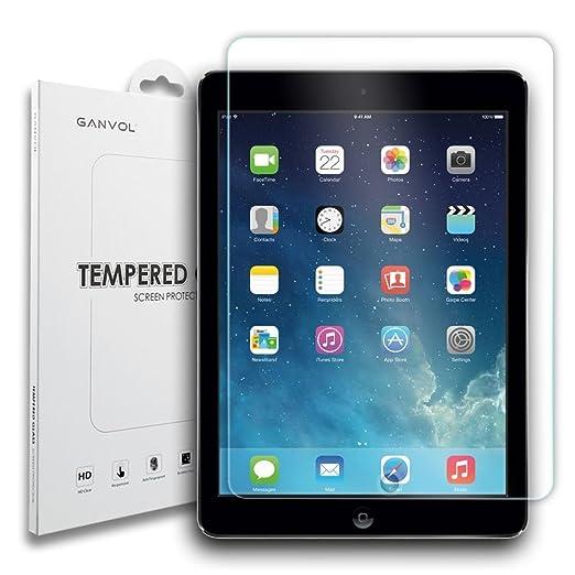 8 opinioni per Ganvol iPad Pro 9.7 / iPad Air 2/ iPad Air 1 Vetro Temperato Pellicola