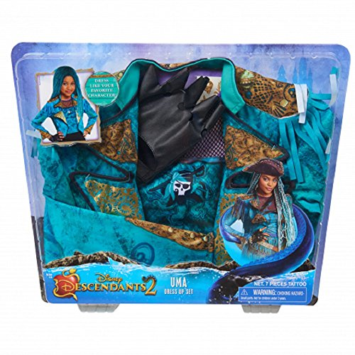 1912 Dress Costumes - Disney Descendants 2 Boxed Dress Up