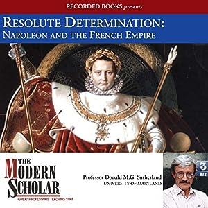 Resolute Determination Audiobook