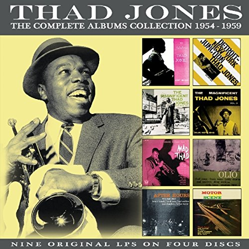 Thad Jones - Complete Albums Collection: 1954-1959