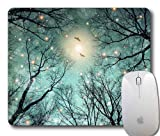 Mouse pads 9in X 7.5in Personality Desings Gaming Mouse Pad Style by MU MIKE #0001g