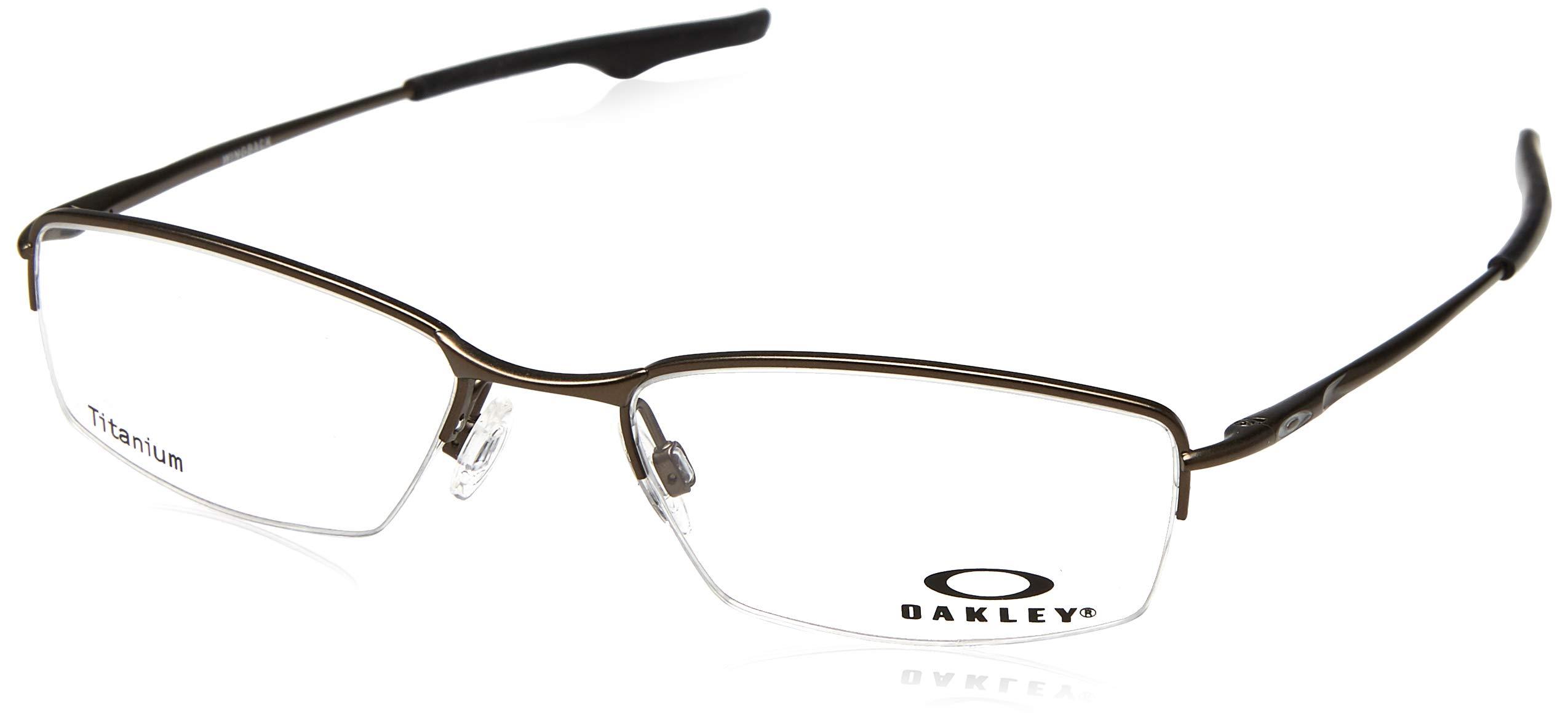 Oakley OX5089-05 Wingback Eyeglasses-Pewter-51mm by Oakley