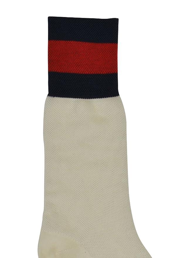 Gucci - Calcetines - para mujer blanco Weiß: Amazon.es: Ropa y accesorios