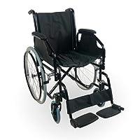 Cinturón Abdominal Abierto | para Silla de Ruedas, sillas o sillones | para Personas con Tendencia a deslizarse del Asiento |