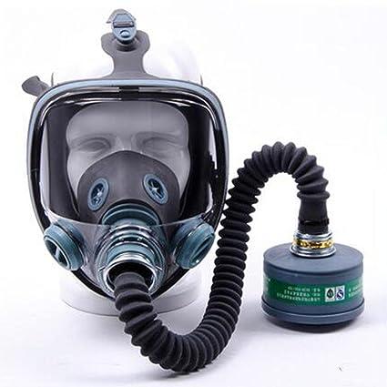 Anti-virus Proteccion máscara Gas químico Anti-pesticida aislamiento Máscaras Suministros de seguros laborales