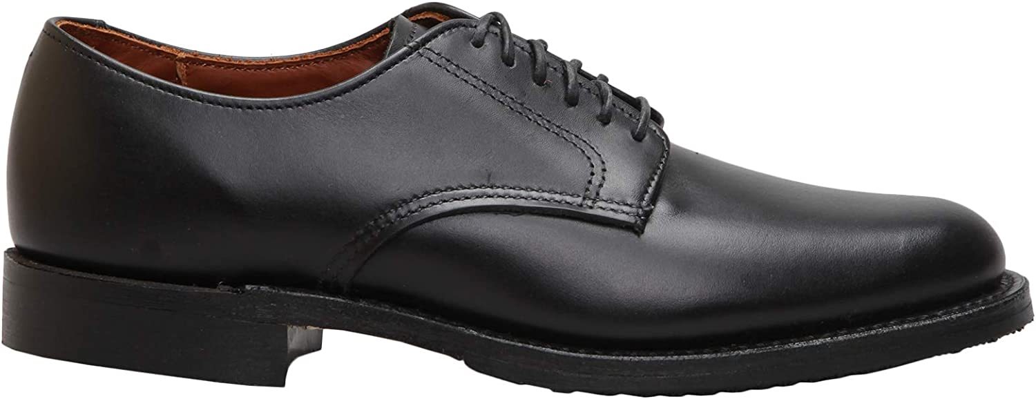 Red Wing Hombre Williston Oxford Cuero Black Zapatos 46 EU