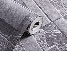 GXX 3D solid faux brick tile pattern wallpaper/Bedroom/living room TV background wall wallpaper/ clothing store bricks culture stone wallpaper-B