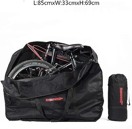Bolsa Transporte Bicicleta Plegable, Bolsa De Almacenamiento De ...