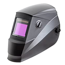 Antra AH6-660-0000 Solar Power Auto Darkening Welding Helmet Review