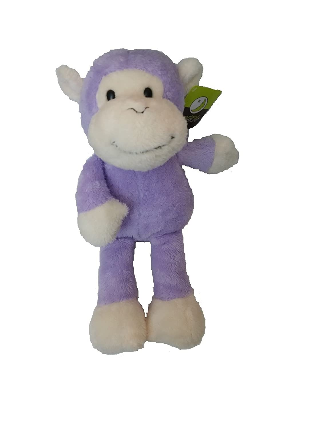 Perfect Cuddle Friend Animal Adventure Adorable Plush Monkey