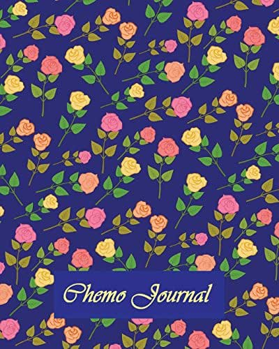 Chemo Journal: Chemotherapy Treatment Cycle Tracker, Side Effects Journal & Medical Appointments Diary, 8