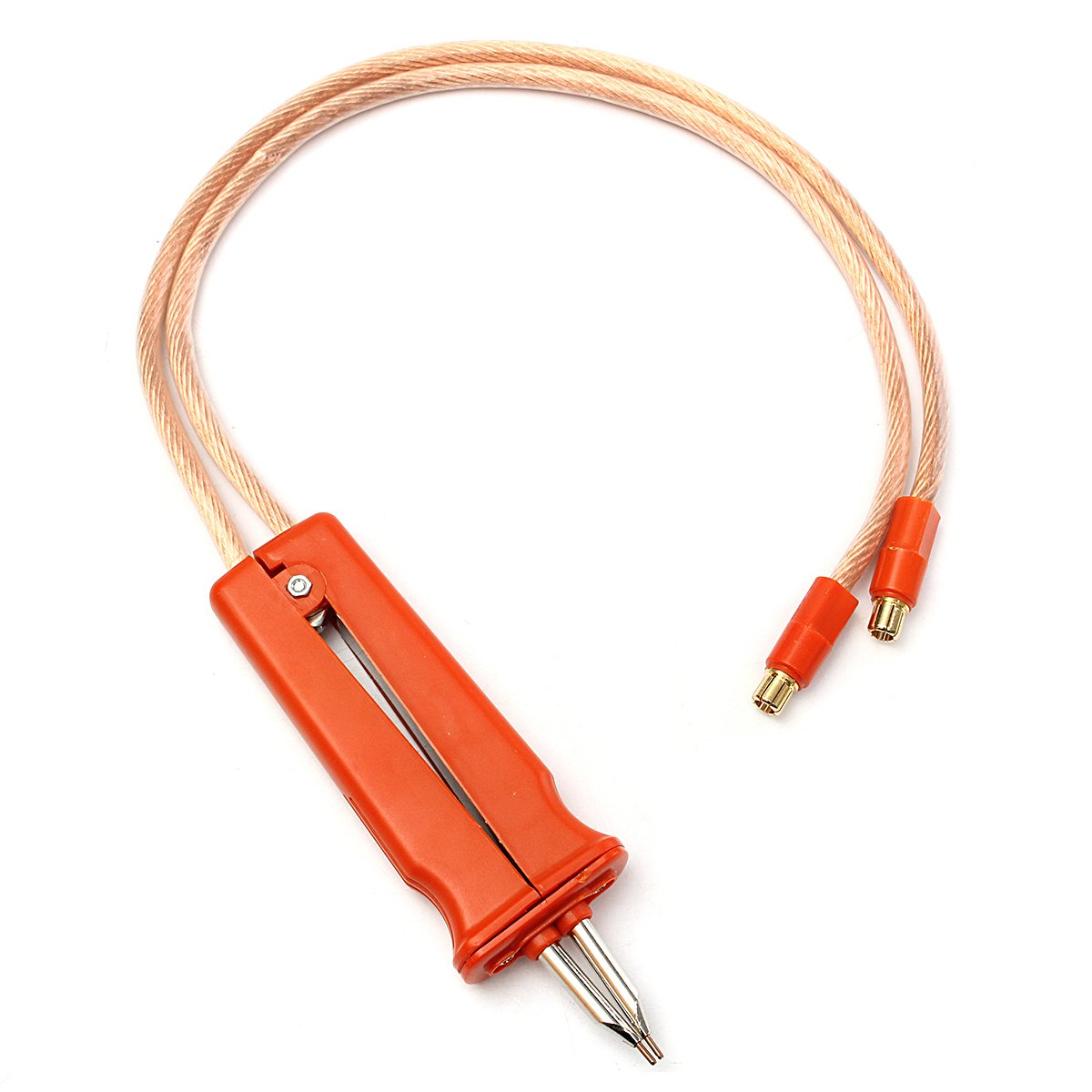 """1 Pair 4mm Banana Plug Multimeters Meter Probe Test Lead 26/"""" Long L8J7"""
