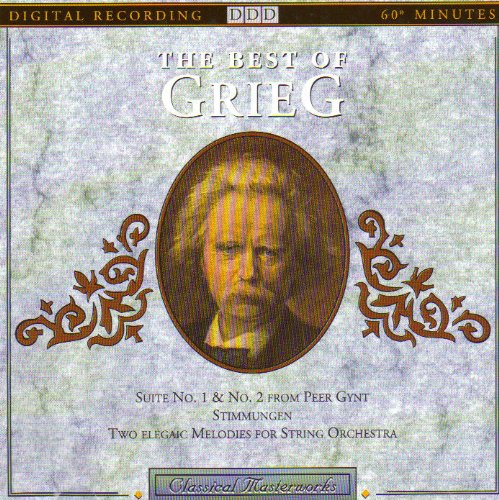 Price comparison product image The Best of Grieg