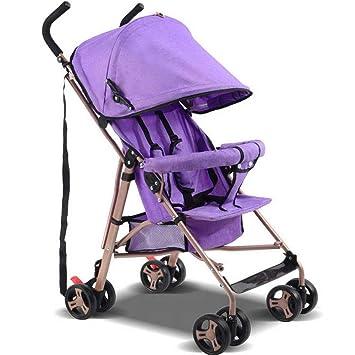 CN el Cochecito de Bebé del Paraguas del Bebé Ligero Plegable Portátil en el Avión Puede