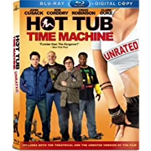 Hot Tub Time Machine (Unrated) [Blu-ray] (2010)