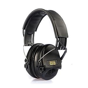 MSA Sordin Supreme Pro X Electronic Earmuff Review