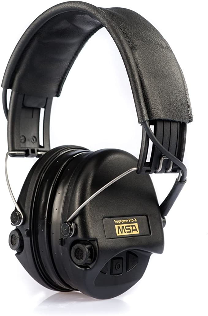 Best Shooting Ear Protection: MSA Sordin Supreme Pro X