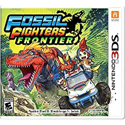 Fossil Fighters: Frontier - Nintendo 3DS - Classics Edition