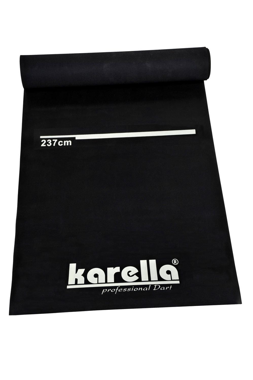 Karella Eco de fléchettes Star Officiel Tournoi maßen