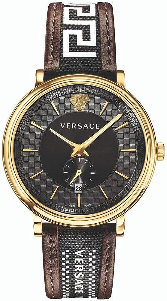 [ヴェルサーチ]VERSACE メンズ 腕時計 ウォッチ V CIRCLE Vサークル VEBQ01619 国内正規品