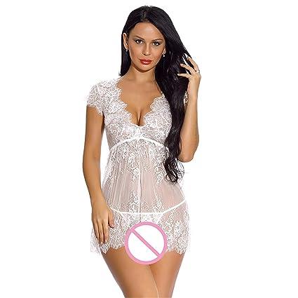 Amazon.com: Elegante sexy lencería sexy mujer erótica ...