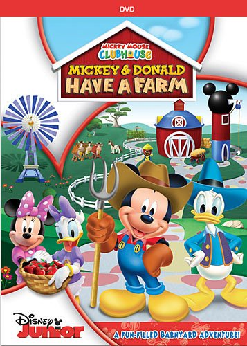 Mickey Mouse Clubhouse: Mickey & Donald Have a - Mickey Mouse Clubhouse Dvd