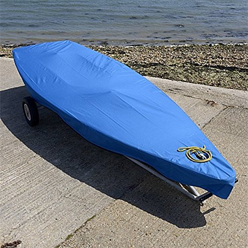 North American Custom Covers Compatible Sailboat Deck Cover for Laser Dinghy Standard Hull ()