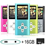 Goldenseller 16GB MP3 / MP4 Player fo...